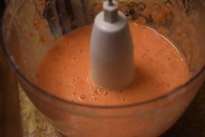 tomatoes pureed