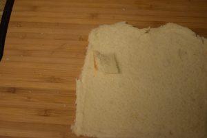 pasted bread cumb