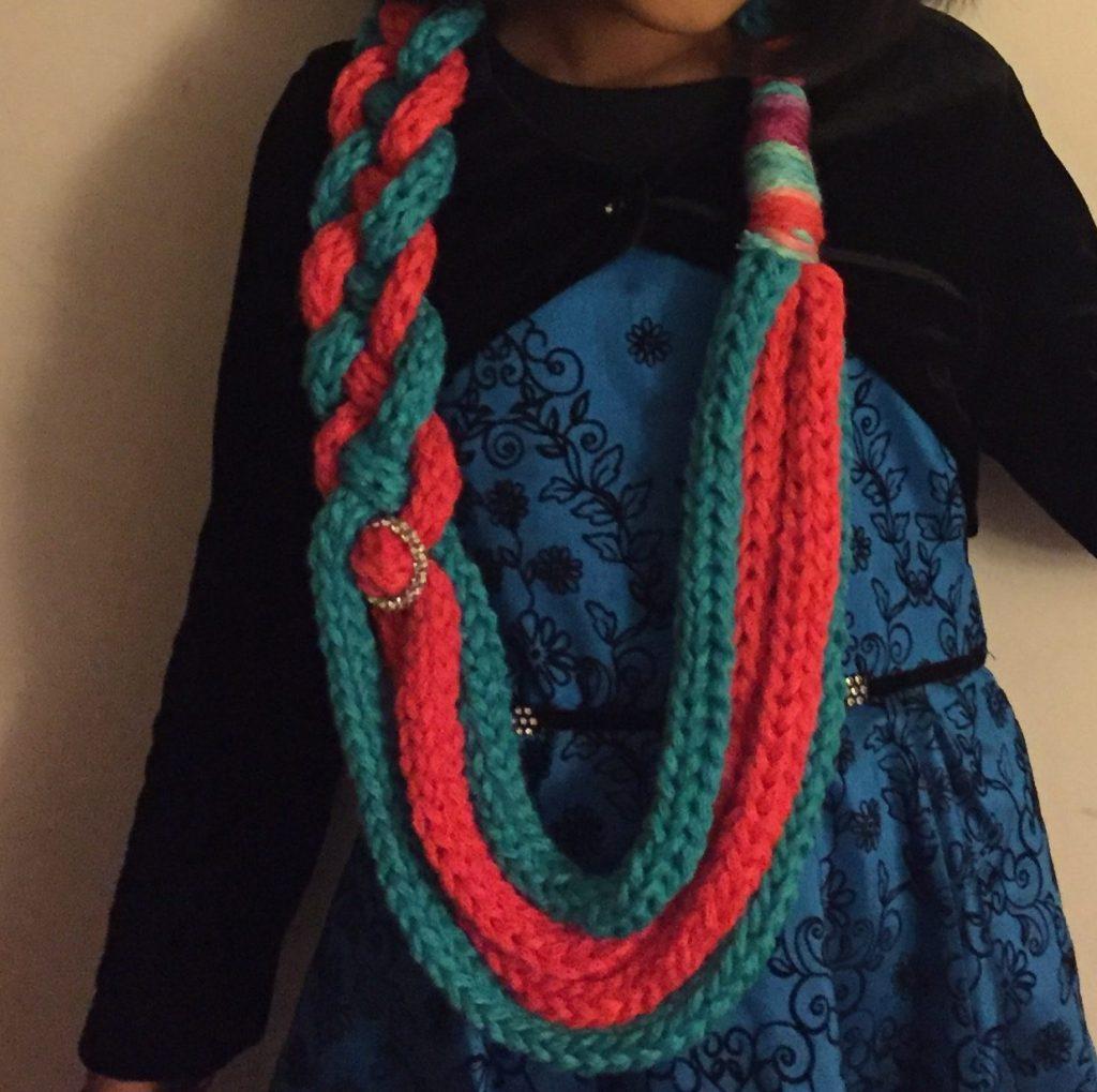 3rd scarf