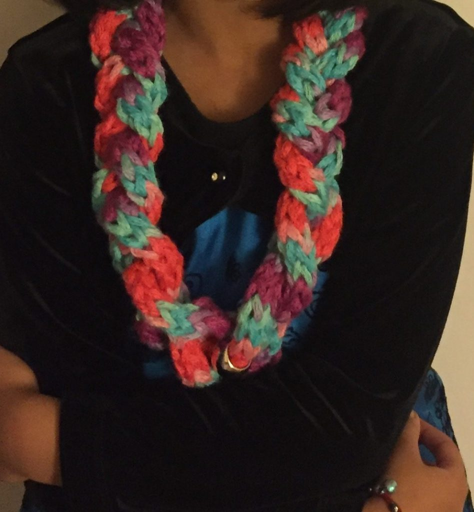 2nd scarf