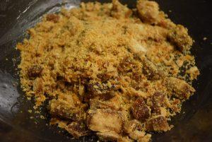 jaggery in wok